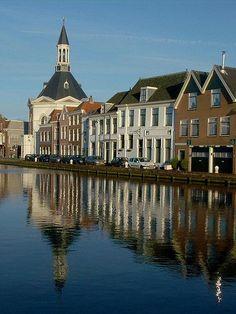 Leidschendam aan de Vliet. The Netherlands