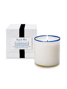 Lafco Lighthouse/Fog & Mist Glass Candle