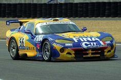 2001 Chrysler Viper GTS-R  Chrysler (7.986 cc.) (A)  Gregoire de Galzain  Anthony Kumpen  Jean-Claude Lagniez