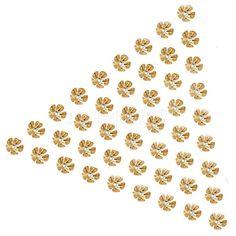Tibetan Silver Fish Spacer Beads LOOSE Metal Charms Bijoux À faire soi-même Finding 15 mm