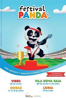Diário de uma família normal: Festival Panda 20018