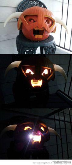 Skyrim Pumpkin…