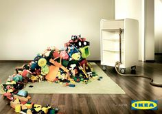 IKEA Monsters 2 advertising campaign