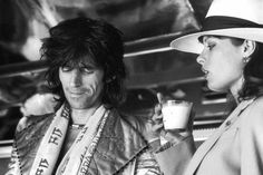 linda keith and keith richards