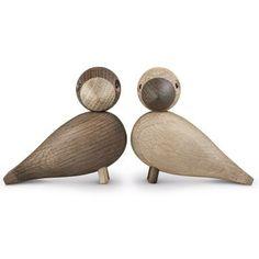 Kay Bojesen Sangfugel Lovebirds i gruppen Innredningsdetaljer / Dekorasjon hos ROOM21.no (128185)