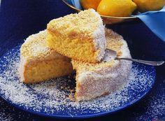 Receita de Bolo fino de limão. Descubra como cozinhar Bolo fino de limão de maneira prática e deliciosa com a Teleculinária!