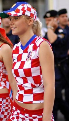 Teen girls in Croatia