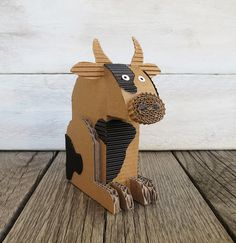 Klein aber fein. Cardboard Crafts, Gingerbread Cookies, Decoupage, Fantasy, Paper, Simple Diy, Workshop, Random Stuff, Repurpose