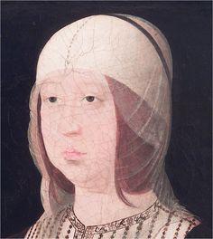 1500, anónimo, Isabel La Católica, Palacio Real, Madrid