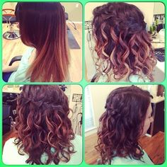 1000 images about bold brunettes on pinterest hair - Hair salon albuquerque ...