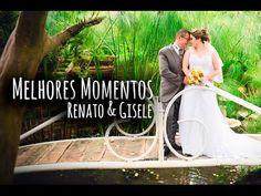 """Renato & Gisele """"Que este amor que os uniu se multiplique a cada dia desta nova vida que estão começando"""""""