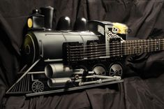 B.C. Rich, Locomotive Guitar, 1989 - Lita Ford | Tune Your Sound Lita Ford, Locomotive, Guitar, Locs, Guitars