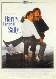 Harry ti presento Sally  Rob Reiner  1989  giudizio:  ★★  grafica copertina:  ★