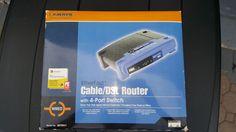 Linksys EtherFast BEFSR41-RM 4-Port 10/100 Wired Router (BEFSR41) - http://electronics.goshoppins.com/home-networking-connectivity/linksys-etherfast-befsr41-rm-4-port-10100-wired-router-befsr41-2/