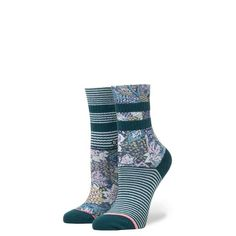 #FashionVault # #Girls #Accessories - Check this : Stance Go East Girls TEA M girls Socks for $ USD