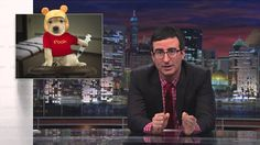 Last Week Tonight with John Oliver (HBO): Death Penalty. Followed by hamster eating tiny burritos.