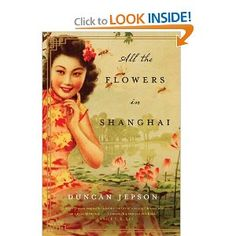 Really loved this book - it was at the same time that my Chinese grandmother would have experienced growing up in China.