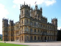 Highclere Castle ! Time for Downton Abbey ~