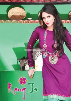 Rang Ja Embroidered Outfits for Women 2012 http://style.pk/rang-ja-latest-eid-embroidered-2012-collection/