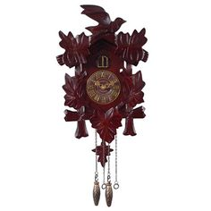 You'll love the Cuckoo Wall Clock at Wayfair - Great Deals on all Décor  products with Free Shipping on most stuff, even the big stuff.