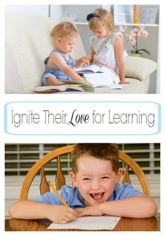Are you wondering how to get your kids to enjoy school and learning? These 8 parenting tips will help ignite your child's love of learning.