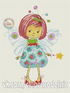 fairy polka dot dress 1/7