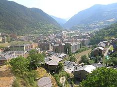 Encamp in the tiny principality of Andorra Great Places, Places Ive Been, Cities In Europe, Travel Europe, Iberian Peninsula, Gap Year, Paris Skyline, Skiing, Vacation