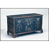 1829 blanket chest - Colonial Williamsburg   # Pinterest++ for iPad #