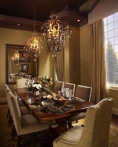 Regina Sturrock Design ~ Contemporary Dining Room