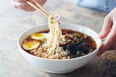 We tackle the important components of ramen: broth, seasoning, noodles, and toppings!