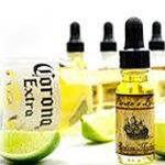 Pirates Blend eliquid Andrea Morisco Corona with lime Delicious ejuice from BlackMesaVapors.com