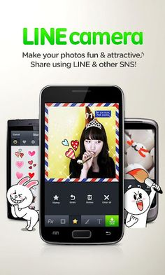 LINE camera - Android Apps on Google