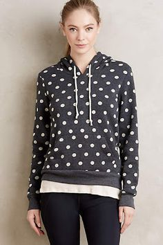 No such thing as too many polka dot tops...