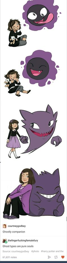 I FREAKING LOVE MY GENGAR