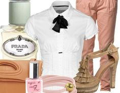 I like the Preppy Style