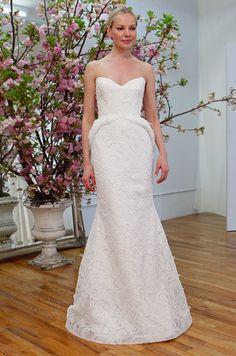 Elizabeth Fillmore Spring 2013 Bridal Collection