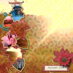 Kit used: Glorious Fall by Sherwood Studios available at http://shop.scrapbookgraphics.com/Glorious-Fall.html  Template: Sherwood Studios' Autumn Photo Clusters available at http://shop.scrapbookgraphics.com/The-Photo-Project-Autumn-Photo-Clusters.html