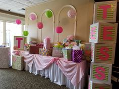Des & Stacy Baby Shower