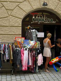 Secondhandladen Topolino