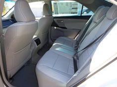 15-17 Toyota Camry, 40/60 Split Top Solid Bottom, Molded HR, Center Fold Down Armrest, Side Bolster - precisionfit