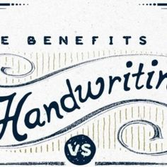 Fountain Pen Blog — The Benefits of Writing by Hand Versus Typing
