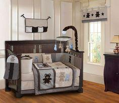 Crib Bedding Set and Nursery Decor - The Teddy Bear, BeddingHut, Bedding, Crib Bedding
