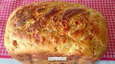 Este pan es el mas me ha gustado hasta ahora junto al de los pimientos y cebolla caramelizada jajja es increíble y son salados los dos jijij...