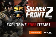 Soldier Front 2 giveaway at DevilsMMO. This new Beta Blaster Package for Soldier Front 2 will give you free items in this tactical shooter. Grab it now before they're all gone! #soldierfront2 http://www.devilsmmo.com/news/soldier-front-2-open-beta-launches-new-content