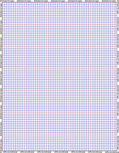 The Reason KnitterS Graph Paper Is Important  Robin Hunter