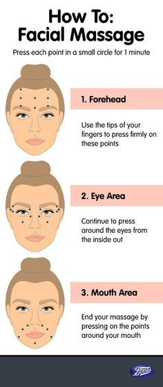 It's easier than ever to give yourself an at-home facial with these massaging techniques.