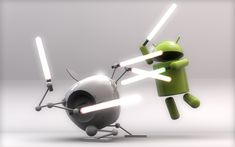 Fight Android vs iOS