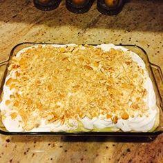 Banana Pudding Poke Cake Allrecipes.com