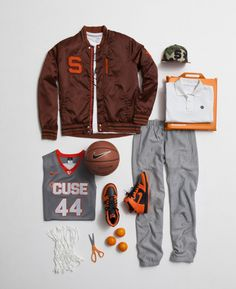 Nike Sportswear 2012 College Basketball Collection. Syracuse Collection