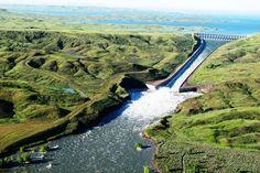 Fort Peck Dam, MT